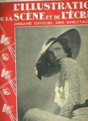 L'Illustration De La Scene Et De L'Ecran Organe Officiel Des Spectacles N°2 - Couverture - Format classique