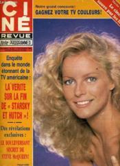 CINE REVUE - TELE-PROGRAMMES - 60E ANNEE - N° 50 - La plus terrible vengeance de l'enfer spatial: FLASH GORDON - Couverture - Format classique