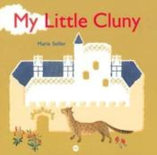 Vente  My little cluny (anglais)  - Marie Sellier