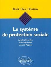 Le Systeme De Protection Sociale - Intérieur - Format classique