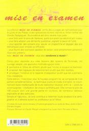 Le Croquis De Geographie Au Baccalaureat 2e Edition Mise A Jour - 4ème de couverture - Format classique