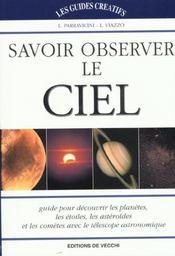 Observer Le Ciel - Intérieur - Format classique