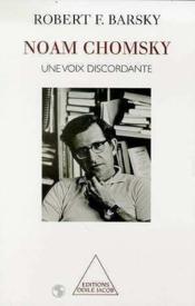 Noam Chomsky - Couverture - Format classique