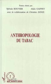 Anthropologie Du Tabac - Intérieur - Format classique