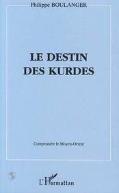 Le destin des Kurdes - Intérieur - Format classique