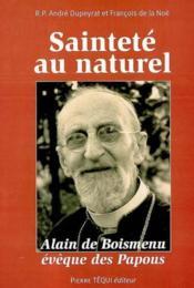 Saintete Au Naturel - Couverture - Format classique