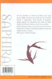 Rure T.3 - 4ème de couverture - Format classique
