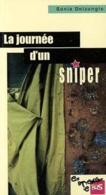 La journée d'un sniper - Couverture - Format classique