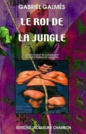 Le Roi De La Jungle - Couverture - Format classique