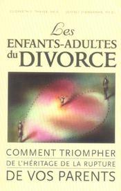 Enfants-Adultes Du Divorce - Intérieur - Format classique