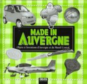 Made In Auvergne - Couverture - Format classique