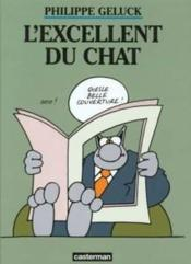 Vente  Les best-of du Chat ; l'excellent du chat  - Philippe Geluck