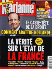 Marianne N°773 du 11/02/2012 - Couverture - Format classique