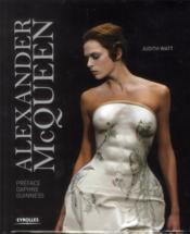 Alexander mcqueen ; maître du fantastique - Couverture - Format classique