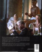 Alexander mcqueen ; maître du fantastique - 4ème de couverture - Format classique
