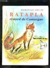 Ratapla Renard De Camargue. - Couverture - Format classique