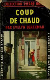 Coup De Chaud. Collection L'Aventure Criminelle N° 94 - Couverture - Format classique