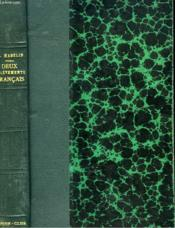Deux Relevements Francais 1815-1818, 1871-1878. - Couverture - Format classique