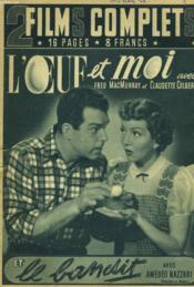2 Films Complets N°1 - L'Oeuf De Moi - Le Bandit. - Couverture - Format classique
