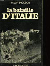 La Bataille D'Italie - Couverture - Format classique