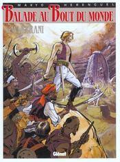 Balade au bout du monde t.8; Maharani - Intérieur - Format classique