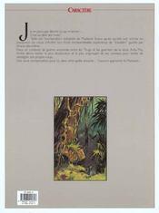 Balade au bout du monde t.8; Maharani - 4ème de couverture - Format classique