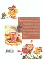 Aimer la cuisine lyonnaise - 4ème de couverture - Format classique