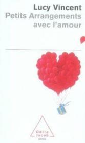 Petits arrangements avec l'amour - Couverture - Format classique