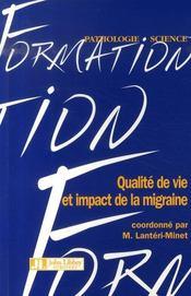 Qualité de vie et impact de la migraine - Intérieur - Format classique