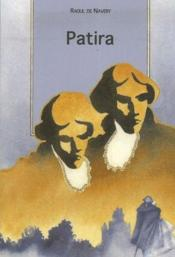 Patira - Couverture - Format classique