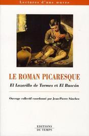 Le roman picaresque - Intérieur - Format classique
