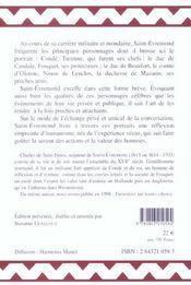 Conde, Turenne, Et Autres Figures Illustres - 4ème de couverture - Format classique