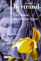 La course du chevau-leger - Couverture - Format classique