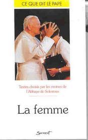 La Femme - Ce Que Dit Le Pape - Intérieur - Format classique