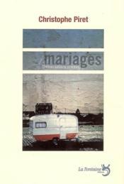 Mariages - Couverture - Format classique