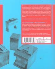Le livre en lettres - 4ème de couverture - Format classique