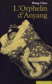 L'Orphelin D'Anyang - Couverture - Format classique