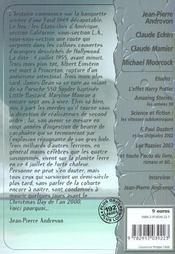 Revue Bifrost T.29; Andrevon Fait Son Numero - 4ème de couverture - Format classique