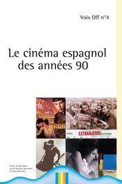 Le cinéma espagnol des années 90 - Intérieur - Format classique