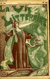 Mercadet. La Vie Litteraire. - Couverture - Format classique