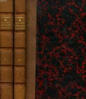 COURS D'ECONOMIE POLITIQUE EN 2 TOMES. TOME1: 4e EDITION / TOME 2. 3e EDITION. - Couverture - Format classique