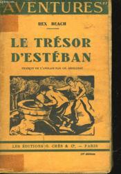 Le Tresor D'Esteban - Couverture - Format classique