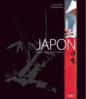 Japon ; visages de la métamorphose - Couverture - Format classique