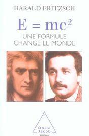 E=mc2. une formule change le monde - Intérieur - Format classique