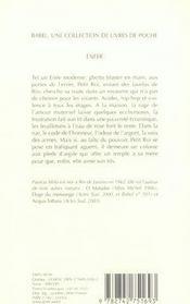 Enfer babel 657 - 4ème de couverture - Format classique