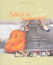 Sacs Et Accessoires (Les) - Intérieur - Format classique