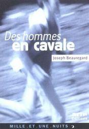 Des Hommes En Cavale - Intérieur - Format classique