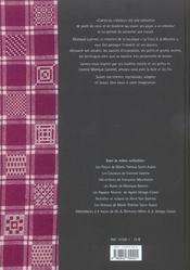 Carres Carreaux - 4ème de couverture - Format classique
