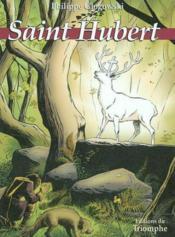 Saint hubert - Couverture - Format classique