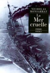 La Mer Cruelle - Couverture - Format classique